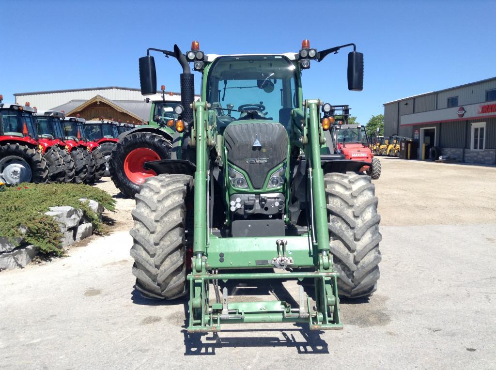 2013 Fendt 714 - Tractor