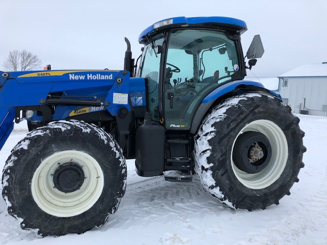 2008 New Holland T6030 - Tractor