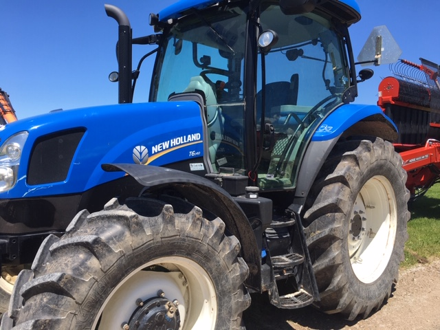 New Holland T6.140 - Tractor