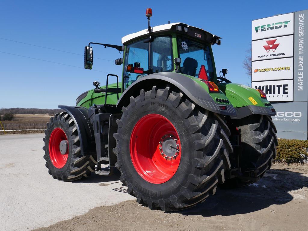 2016 Fendt 1038 - Tractor Image 6