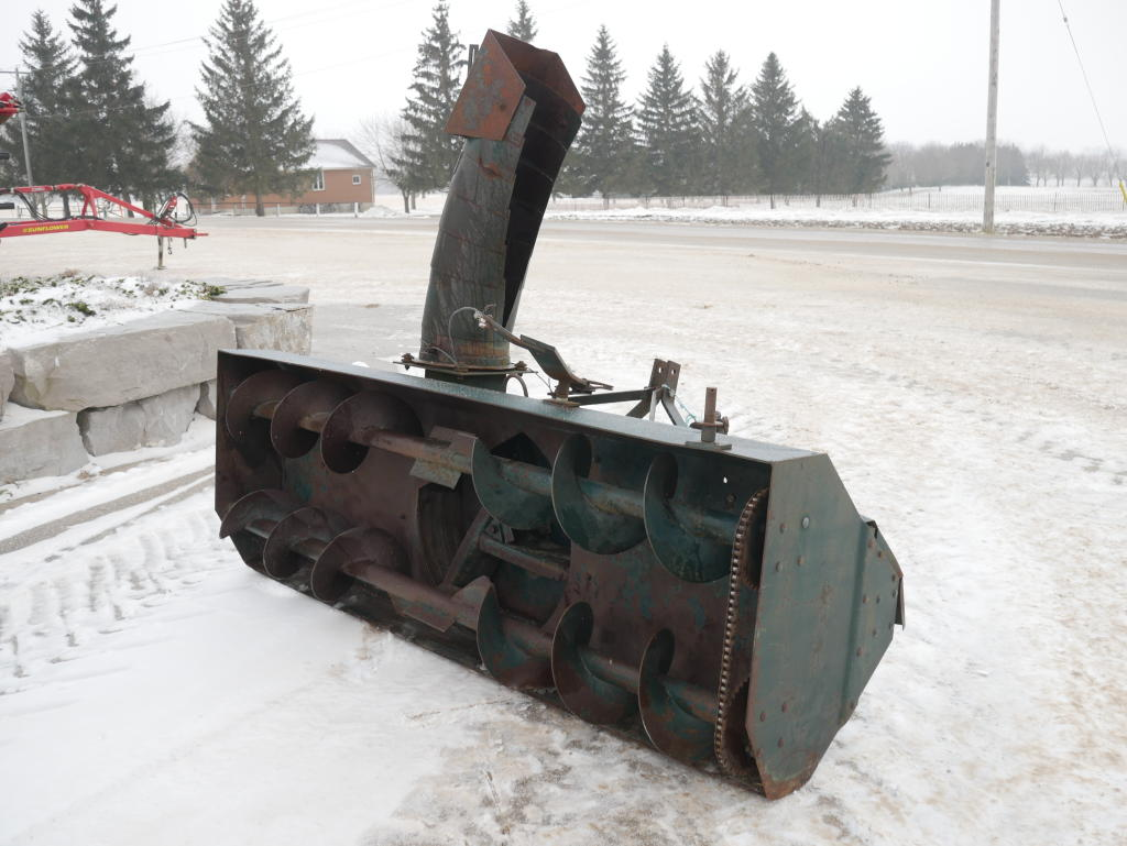 8' Husky 8 - Snow Blower