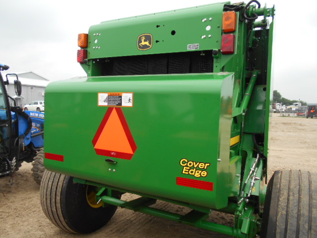 Roberts Farm Equipment   2017 John Deere 459 – Round Baler