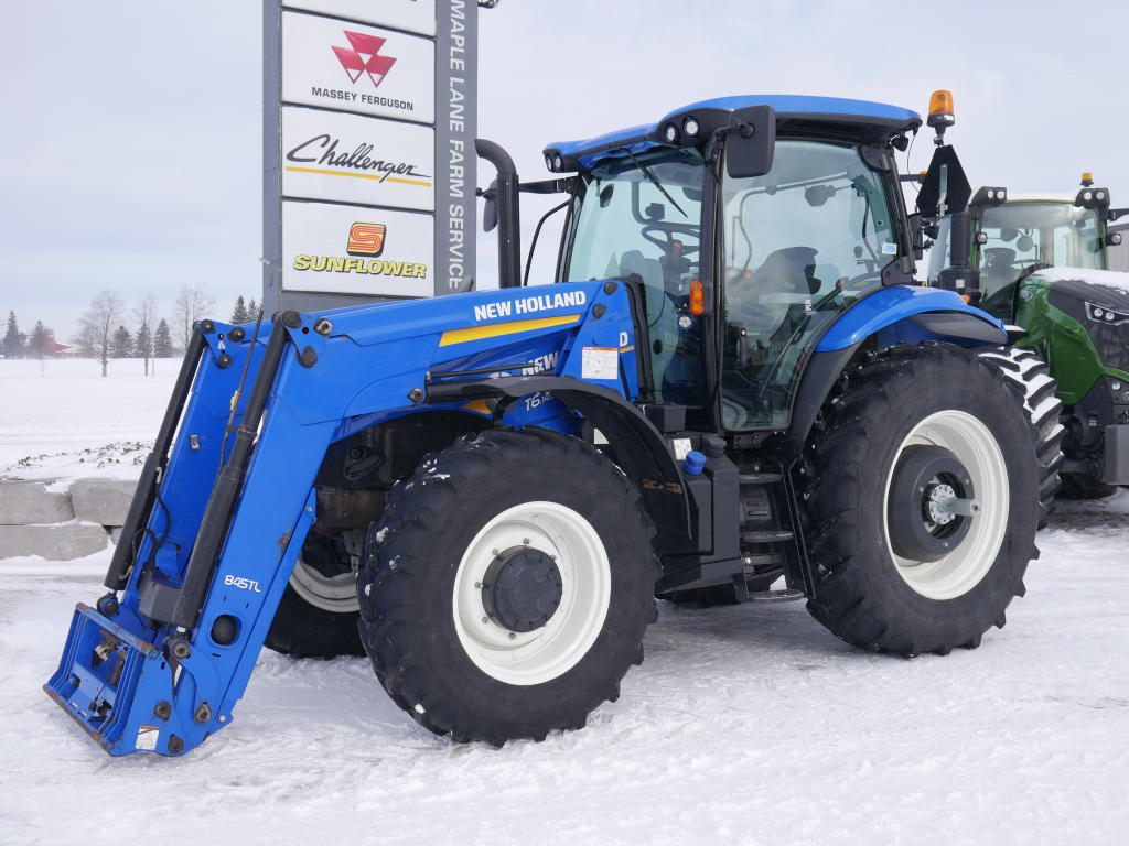2017 New Holland T6.145 - Tractor