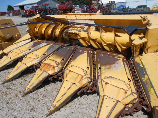 New Holland 360N6 - Head - Corn