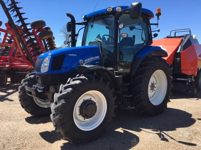 2014 New Holland T6.160 - Tractor