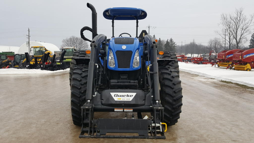 New Holland TS6.120 - Tractor
