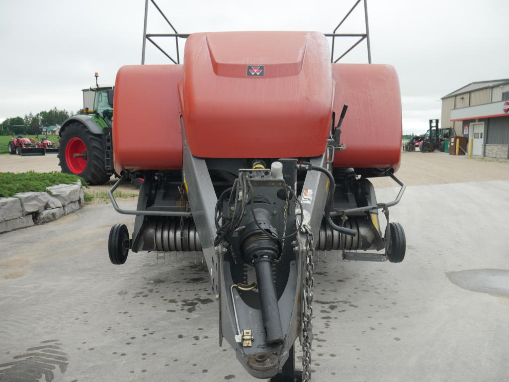 2008 Massey Ferguson 2170 - Square Baler - Large