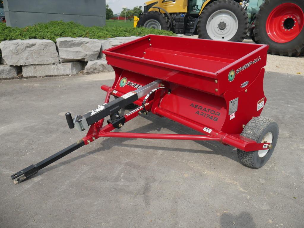 2020 Sweepster Sweep-All AR1748 - Aerator