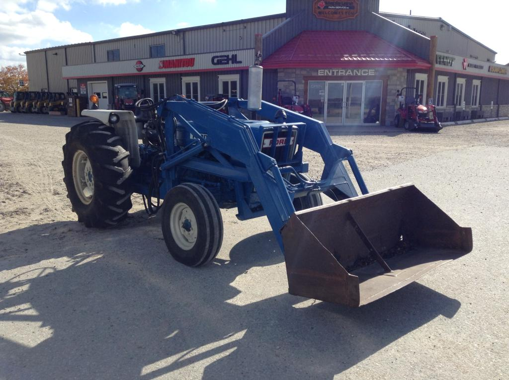 Ford 6n Tractor : Ford tractor maple lane farm service