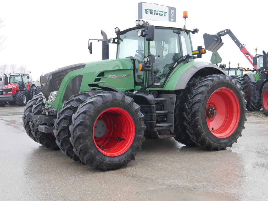 2011 Fendt 922 - Tractor