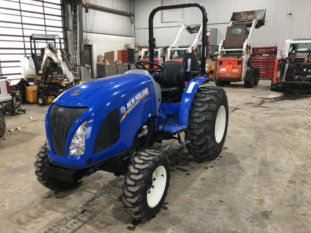 2017 New Holland WORKMASTER 40 - Tractor