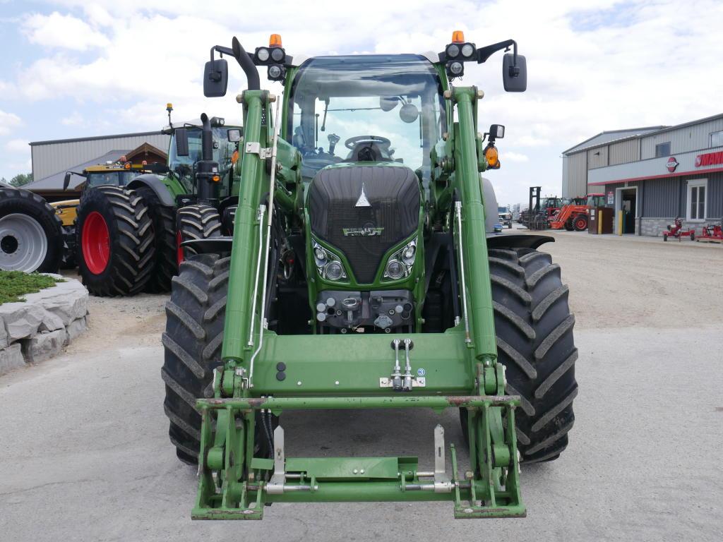 2016 Fendt 512 - Tractor