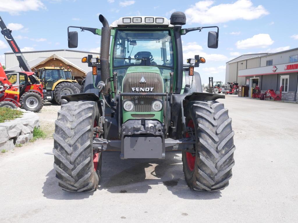 2008 Fendt 818 - Tractor