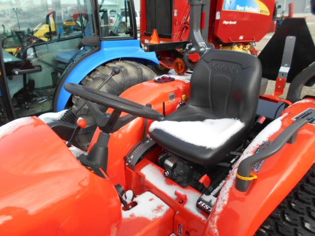 2018 Kubota L3901HST - Tractor
