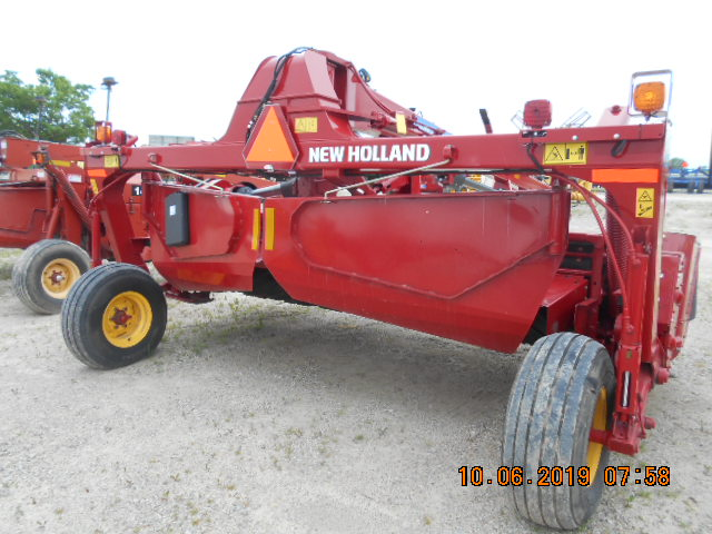 2017 New Holland DB313 - Disc Mower Conditioner