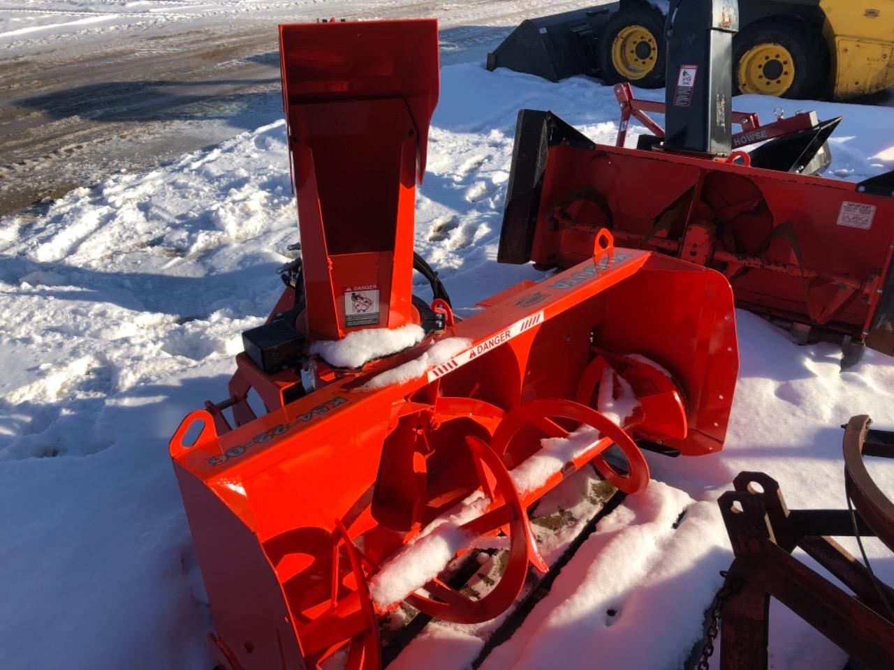 Kubota K54-22-06 - Snow Blower
