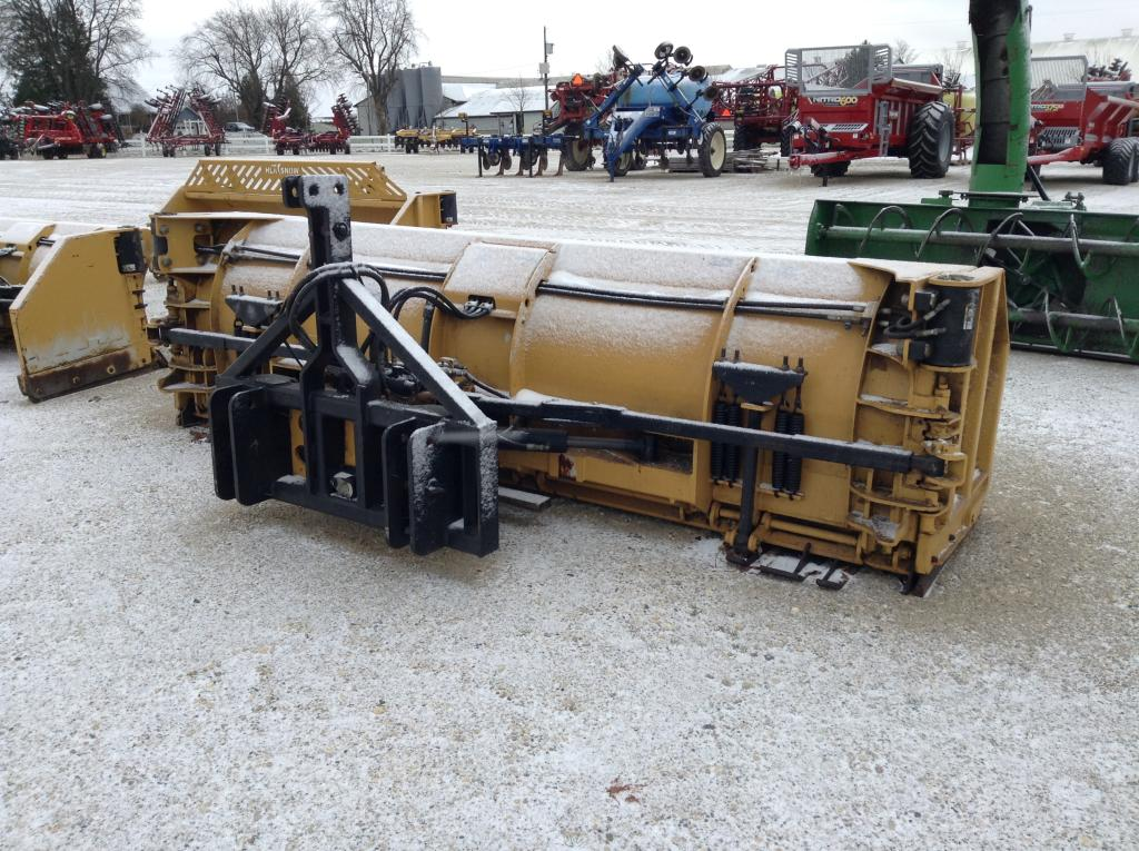 Tractor Snow Wing Blades : ′ hla sb snow blade plow tractor maple lane
