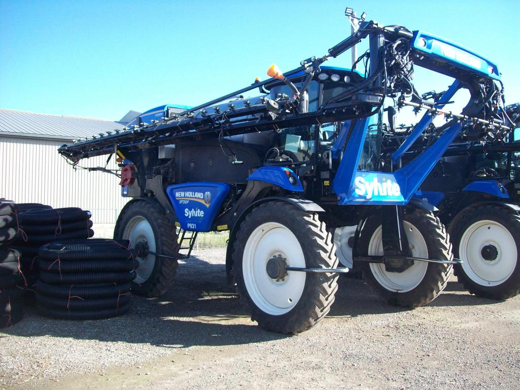 2018 New Holland SP310.F - Sprayer - Self Propelled
