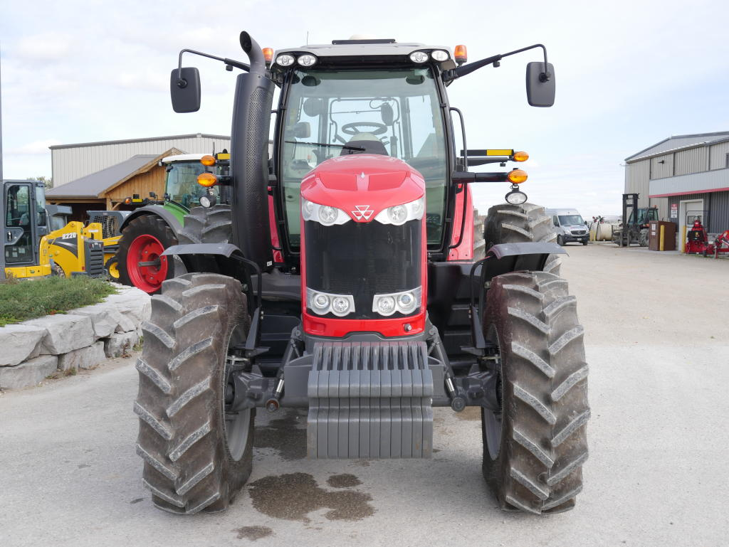 2015 Massey Ferguson 7720 - Tractor