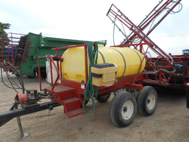 Agro Trend 500 - Sprayer - Pull Type