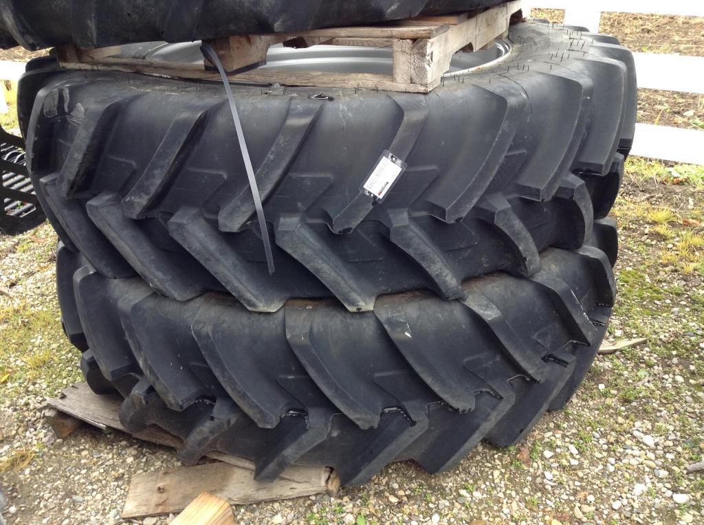Michelin 480/80R42  - Tires/Rims