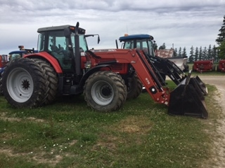 2006 Massey Ferguson 7495 - Tractor