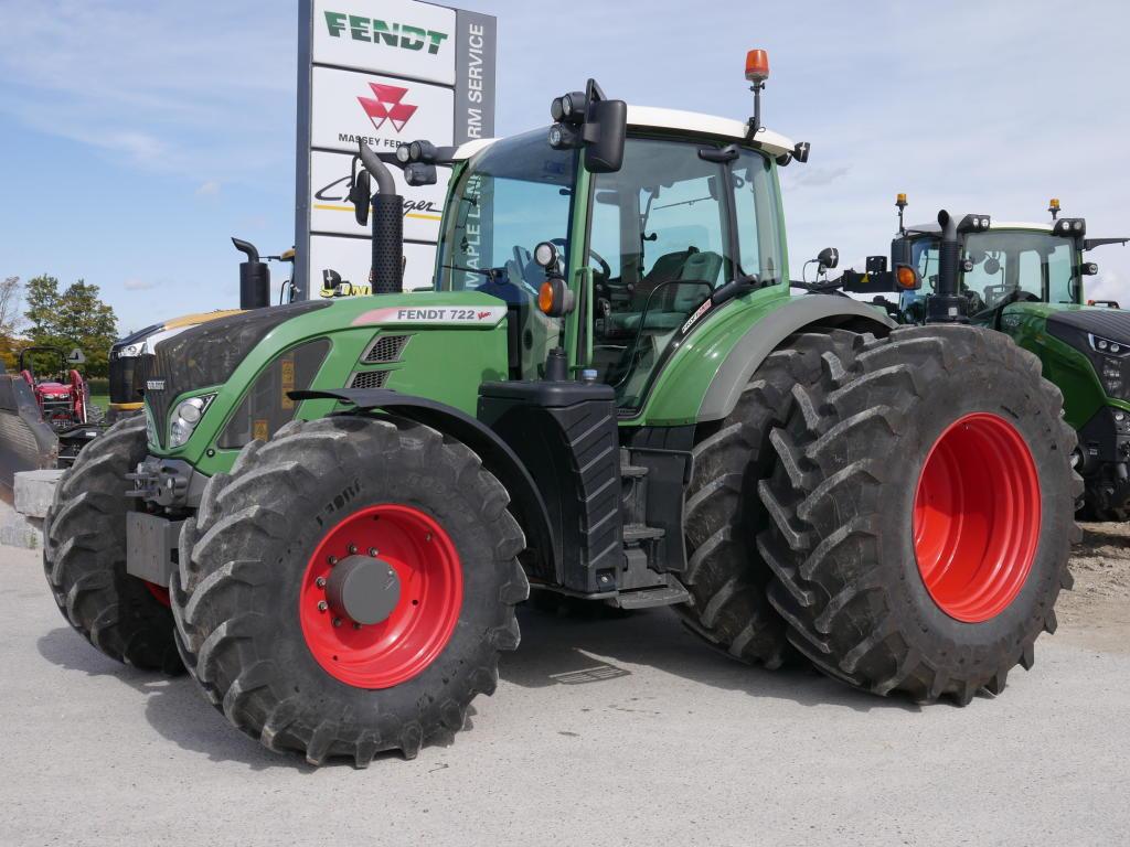 2013 Fendt 722 - Tractor