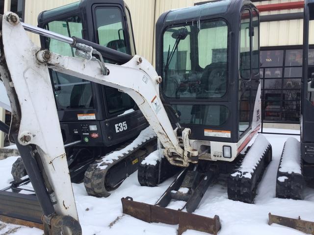 2011 Bobcat 324 - Excavator