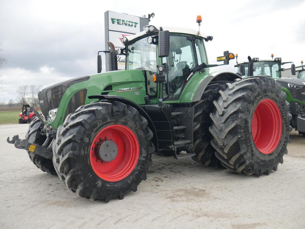 2013 Fendt 936 - Tractor