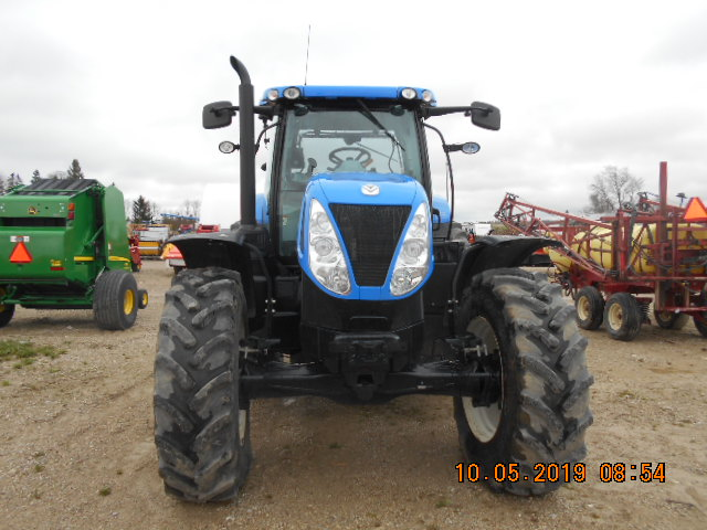 2014 New Holland T7.230 - Tractor