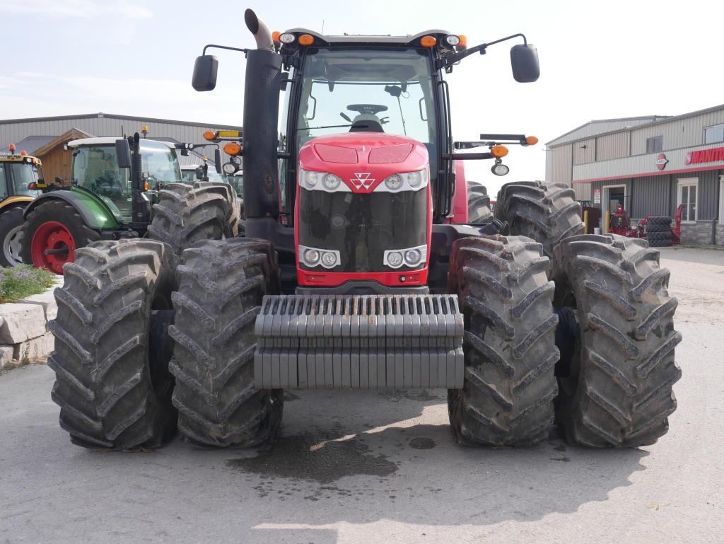 2012 Massey Ferguson 8680 - Tractor Image 2
