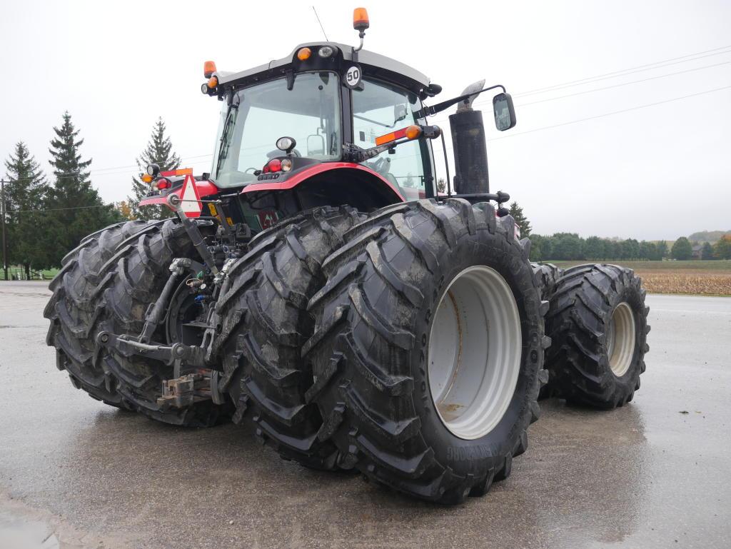 2012 Massey Ferguson 8680 - Tractor Image 4