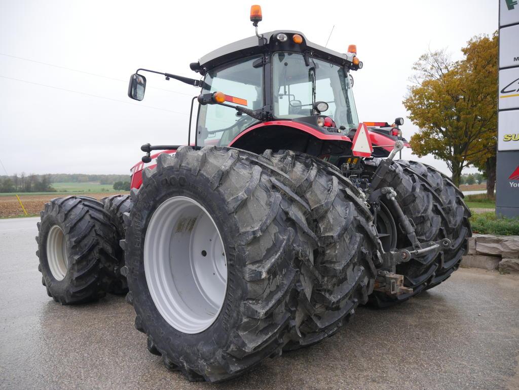 2012 Massey Ferguson 8680 - Tractor Image 7