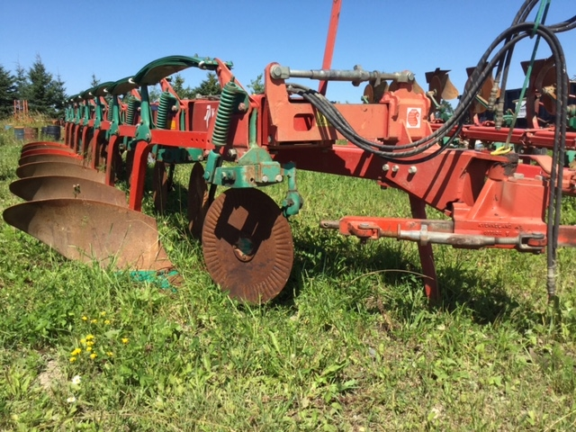 Kverneland BB115-7 - Plow