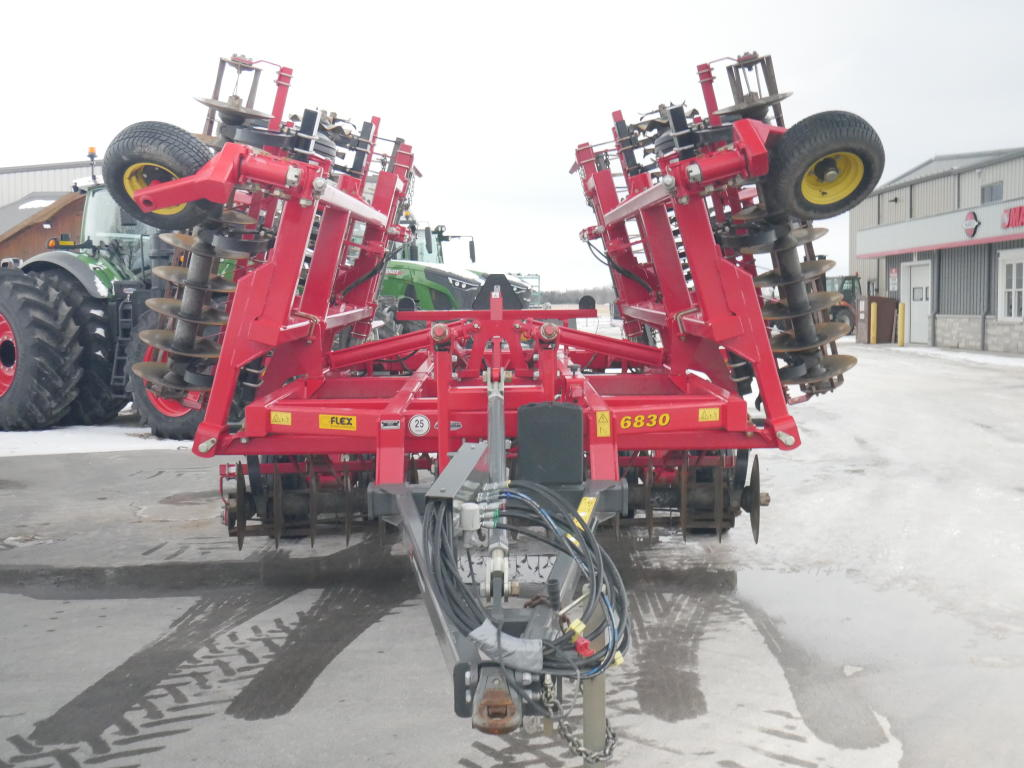 2016 Sunflower 6830-21 - Mulch Finisher