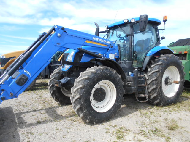 2016 New Holland T7.230 - Tractor