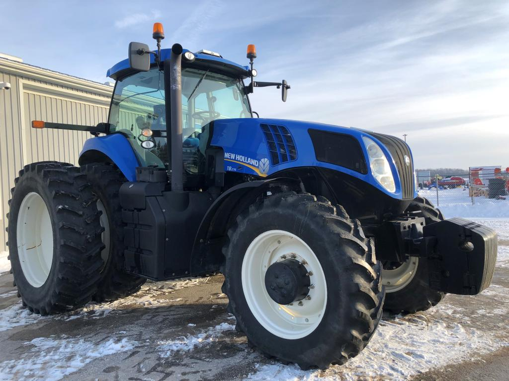 2012 New Holland T8.275 - Tractor