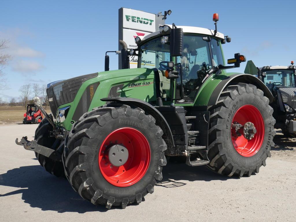 2015 Fendt 930 - Tractor