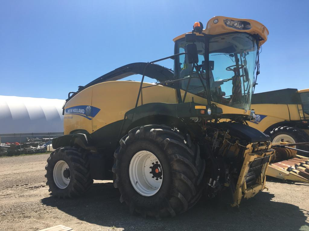 2013 New Holland FR500 - Harvester - Self Propelled