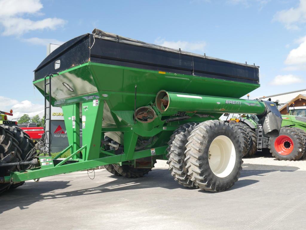 2013 Brent 1082 - Grain Cart