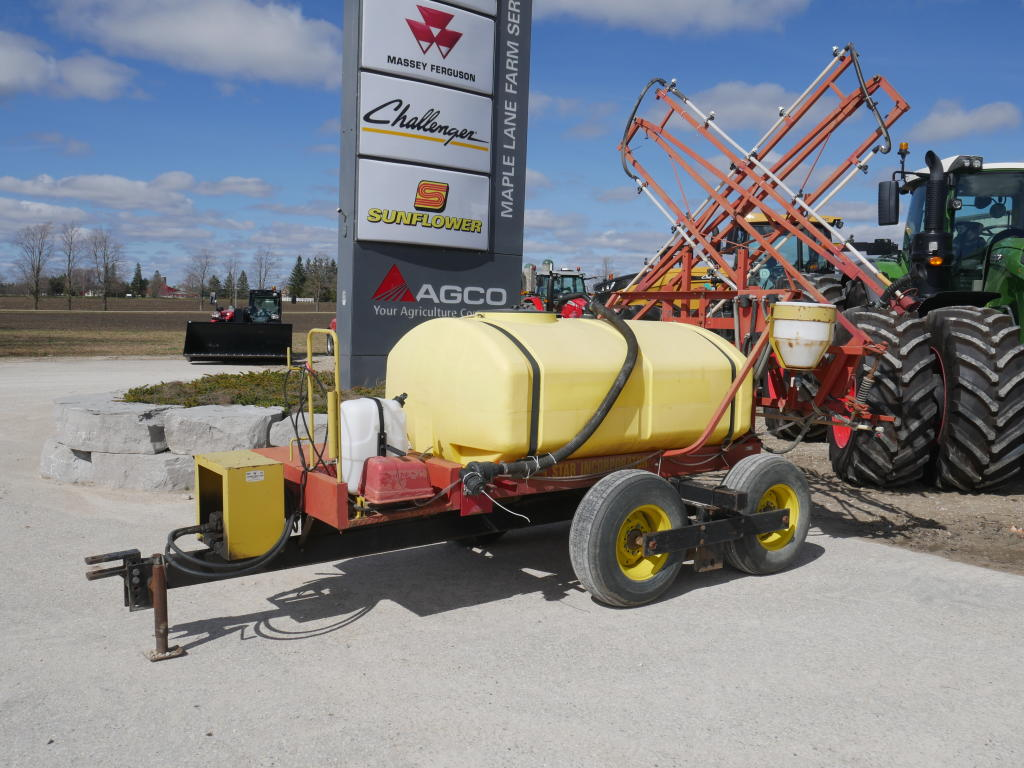 Precision 500 - Sprayer - Pull Type