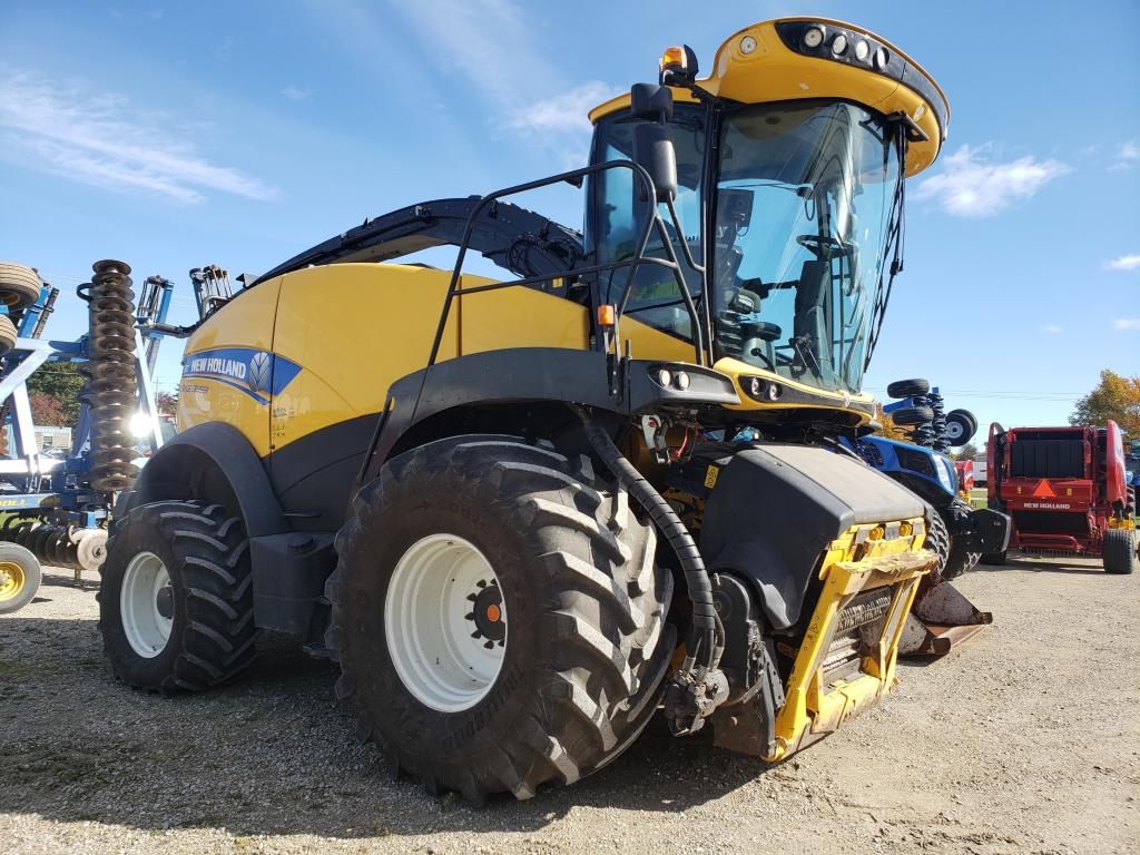 2017 New Holland FR550 - Harvester - Self Propelled