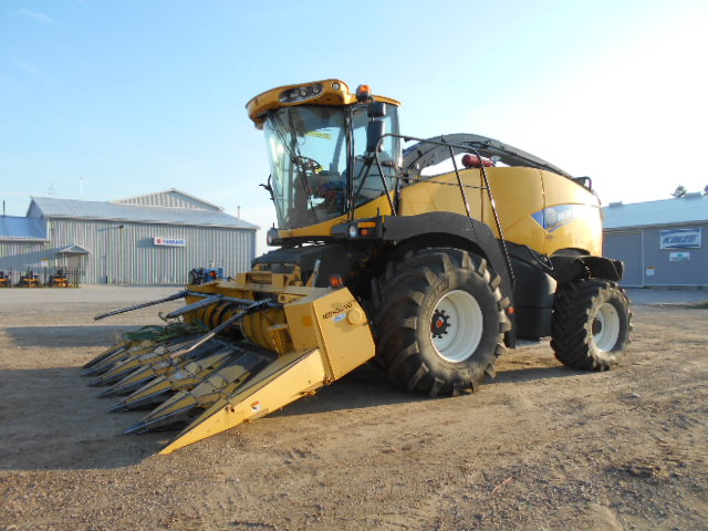 2013 New Holland FR450 - Harvester - Self Propelled