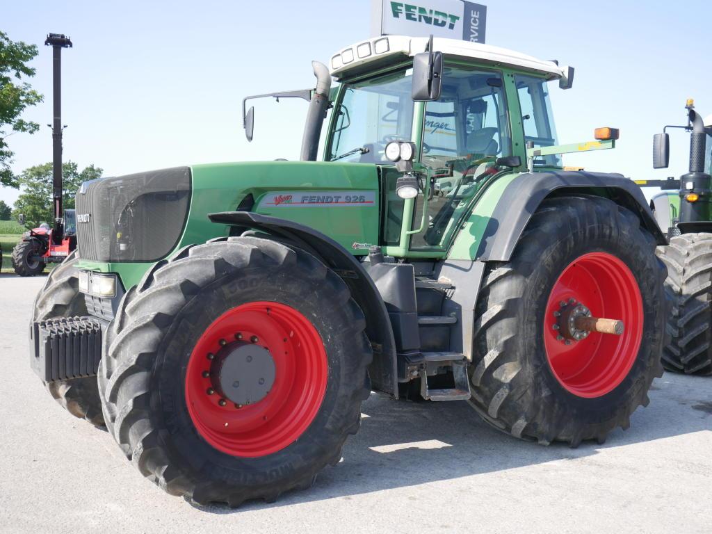 2005 Fendt 926 - Tractor