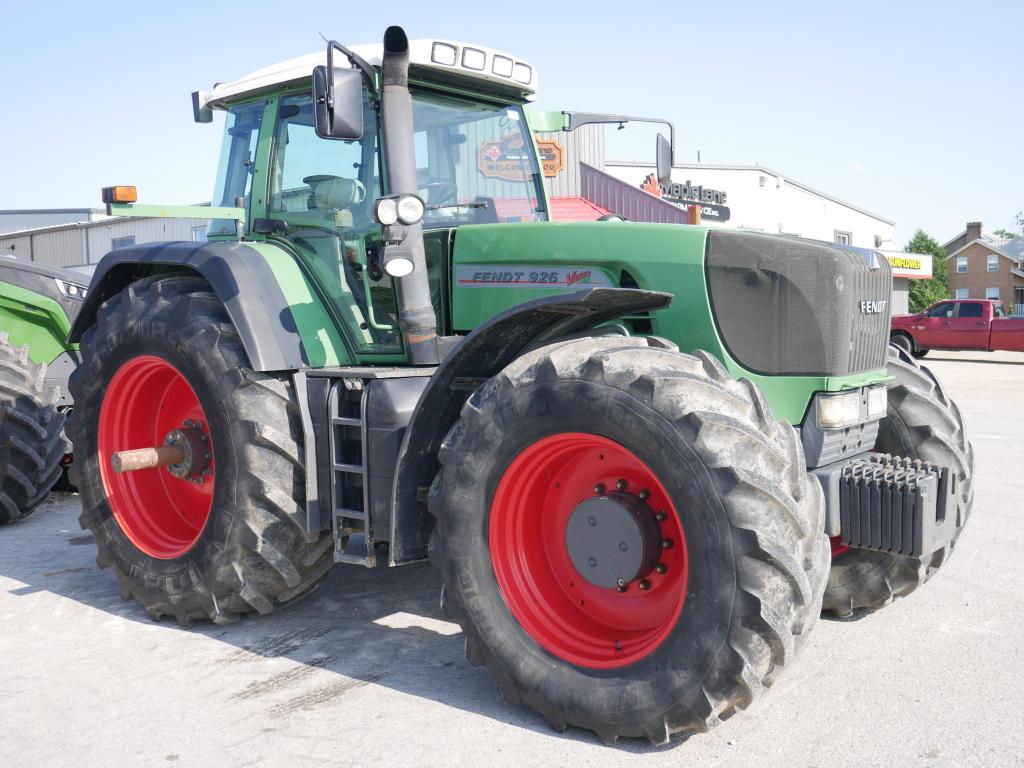 2005 Fendt 926 - Tractor Image 3
