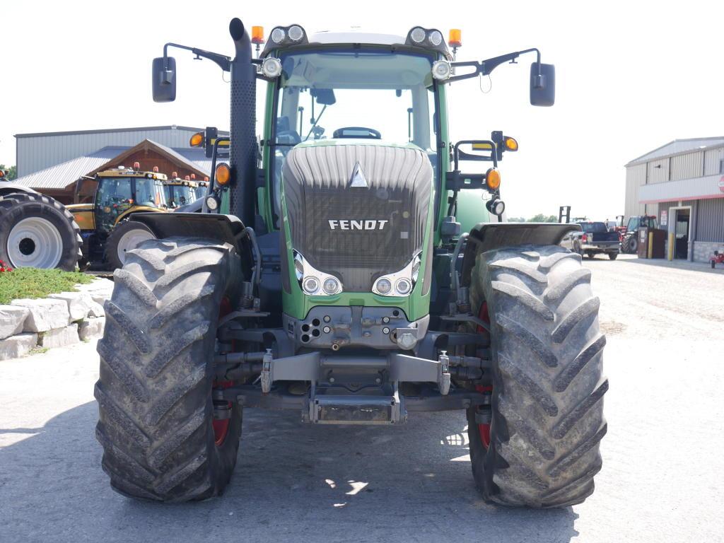 2008 Fendt 936  - Tractor