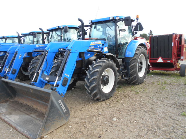 New Holland T6.175 - Tractor