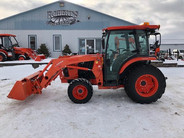 2014 Kubota L5460 - Tractor