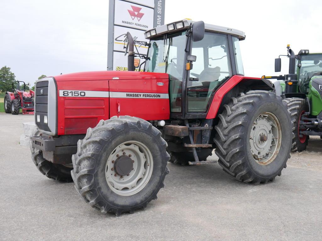 1996 Massey Ferguson 8150 - Tractor