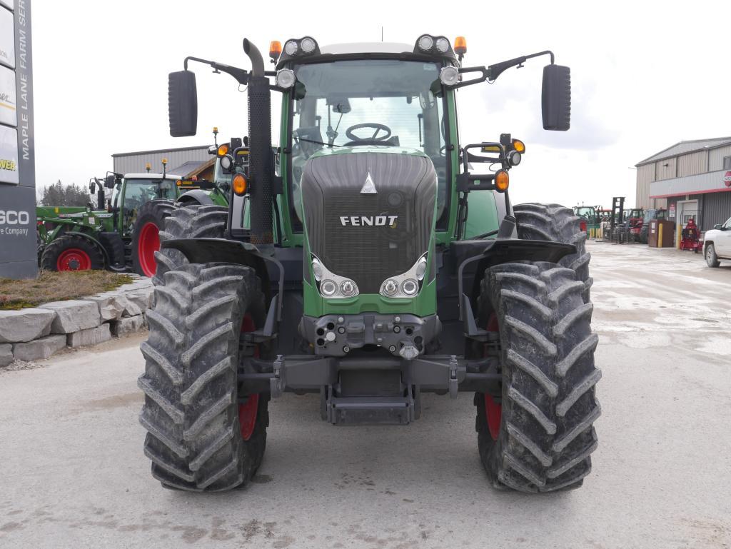 2013 Fendt 822 - Tractor
